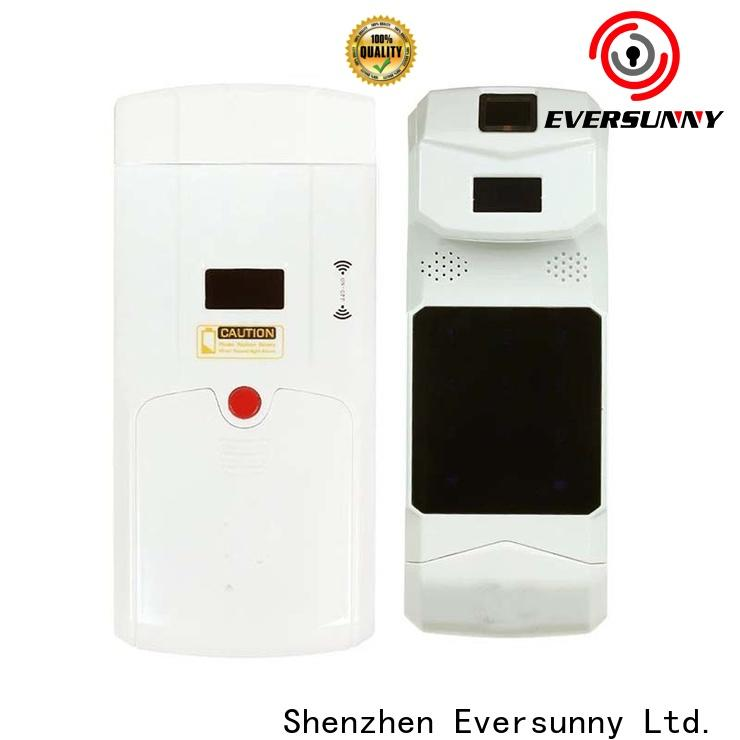 Eversunny invisible remote door locks for home mobile controlled for apartment