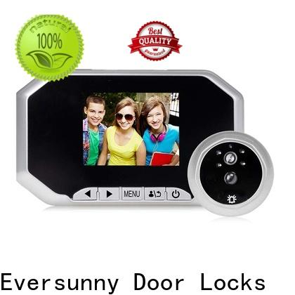 security door eye viewer LCD for home