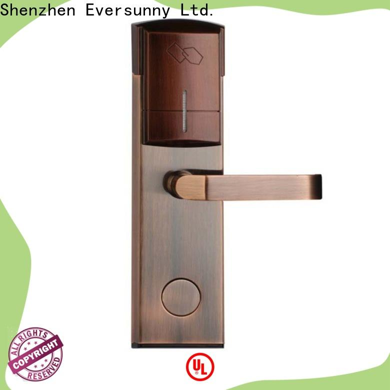 Eversunny hotel room key card system energy-saving for door