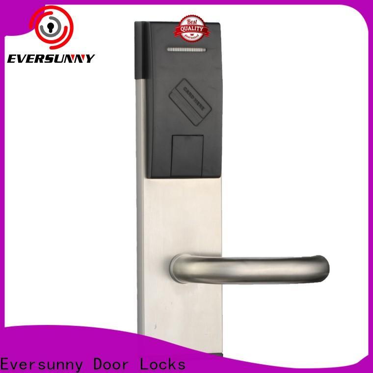 Eversunny hotel card lock international standard for home