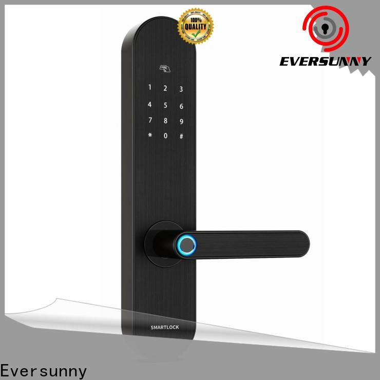 Eversunny keyless lock touch screen for house