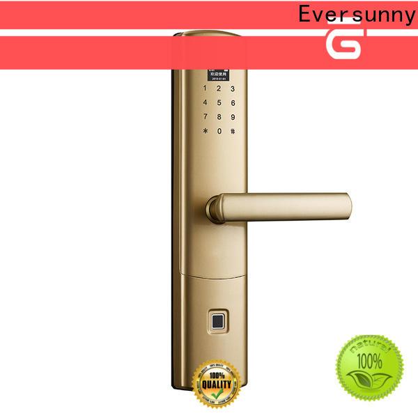 Eversunny safe fingerprint door lock uk supplier for apartment