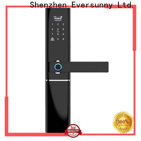 Eversunny top fingerprint lock for residence