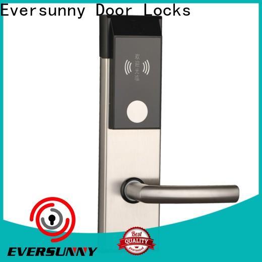 Eversunny convenient card door lock international standard for apartment
