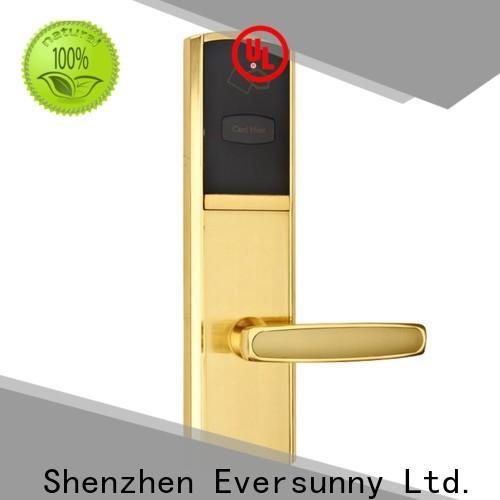 Eversunny card lock system international standard for hotel