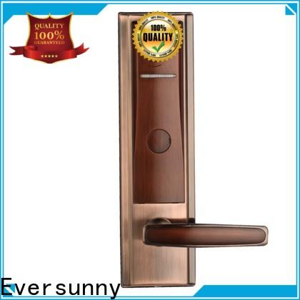 Eversunny safe key card door entry systems hotel smart locks for door