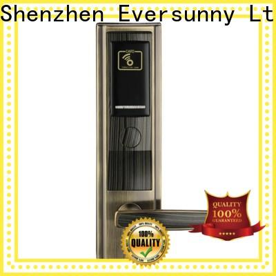 Eversunny Electronic key card access locks stainless steel for home