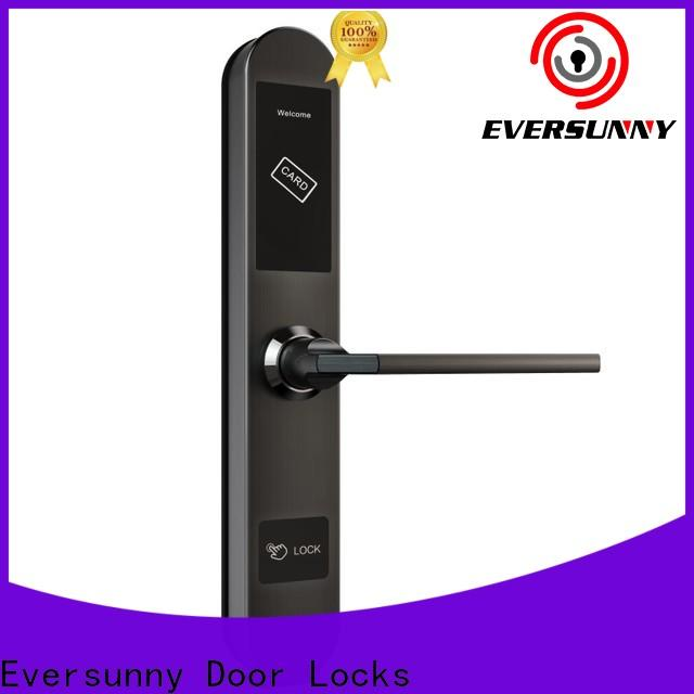 Eversunny Electronic rfid key cards stainless steel for hotel