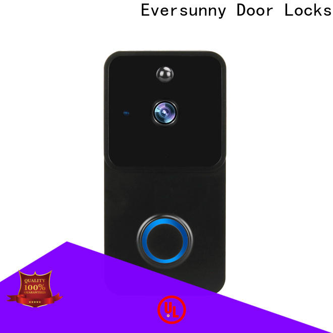 Electronic best wireless video doorbell international standard for door