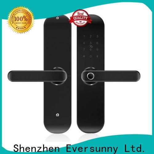 Eversunny fingerprint door lock price good quality for office