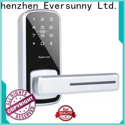 Eversunny code locks for external doors smart for hotel