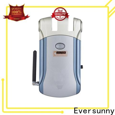 Eversunny easy installation invisible door lock system factory price for cottage