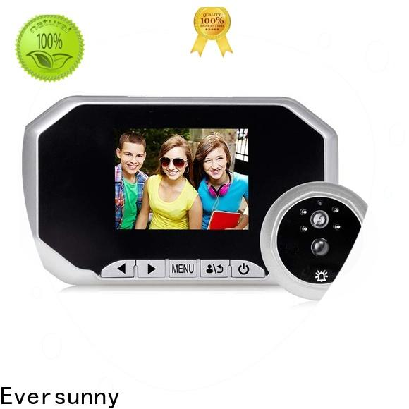 Eversunny security door peephole viewer Large angle for office