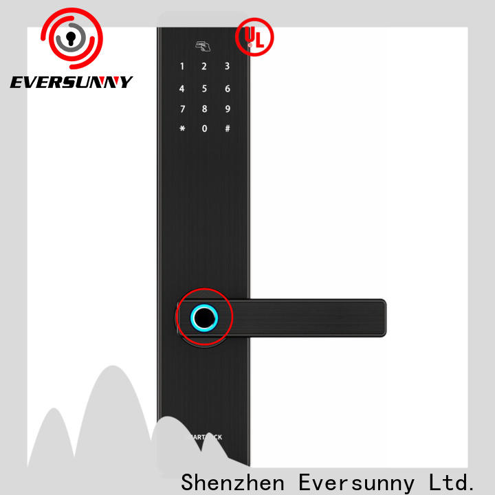 Eversunny durable home fingerprint lock interior rooms for home
