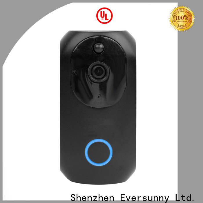 Eversunny wifi security doorbell energy-saving for apartment