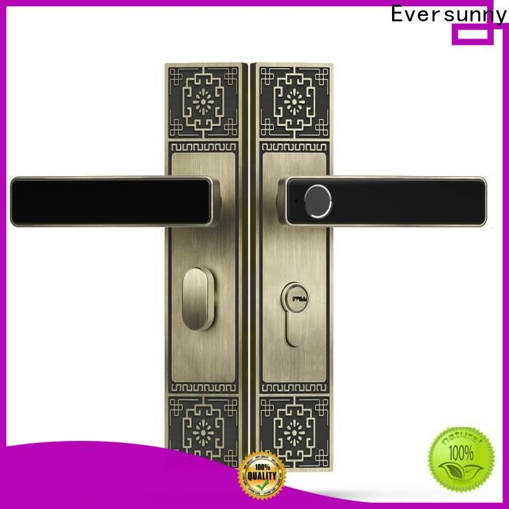 Eversunny keyless deadbolt lock supplier for office