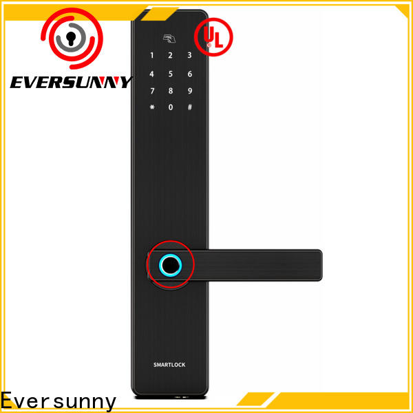 Eversunny fingerprint lock system good quality for apartment