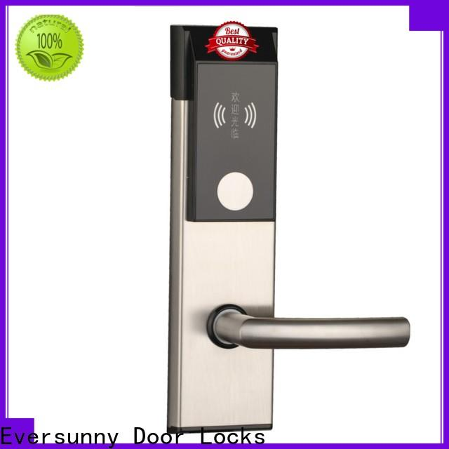 convenient key card entry system hotel smart locks for apartment