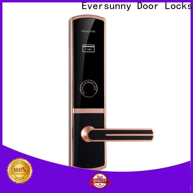 smart card lock energy-saving for home