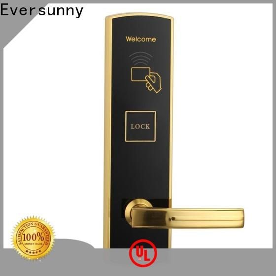 Eversunny hotel card lock system hotel smart locks for home