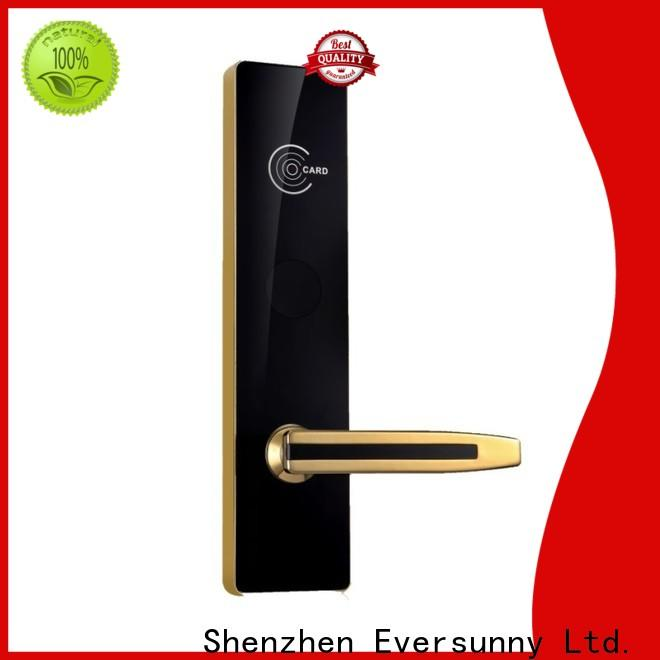 Eversunny card door entry system international standard for apartment