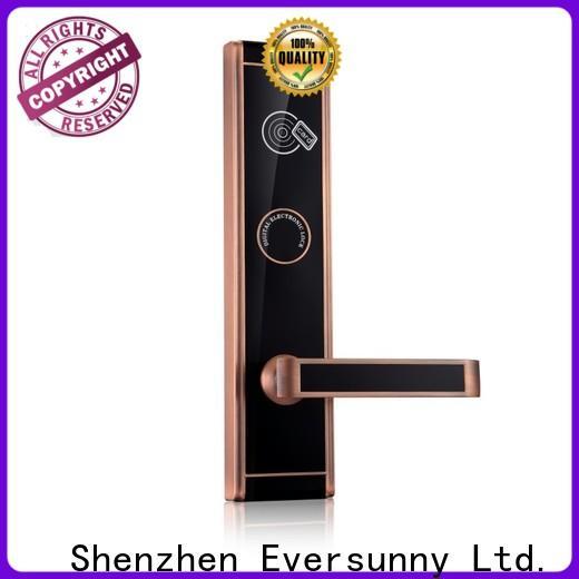 smart card door lock system international standard for door