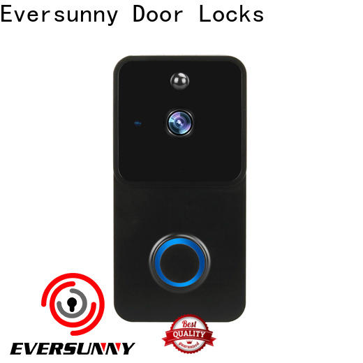 safe smart wifi video doorbell hotel smart locks for apartment