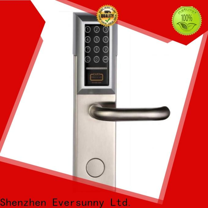 Eversunny security key code lock smart for office