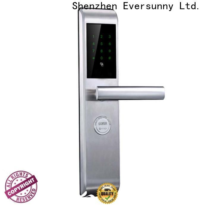 Eversunny passcode door lock smart for apartment
