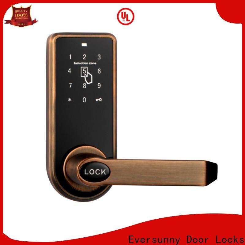 electronic key code door lock entry home for door