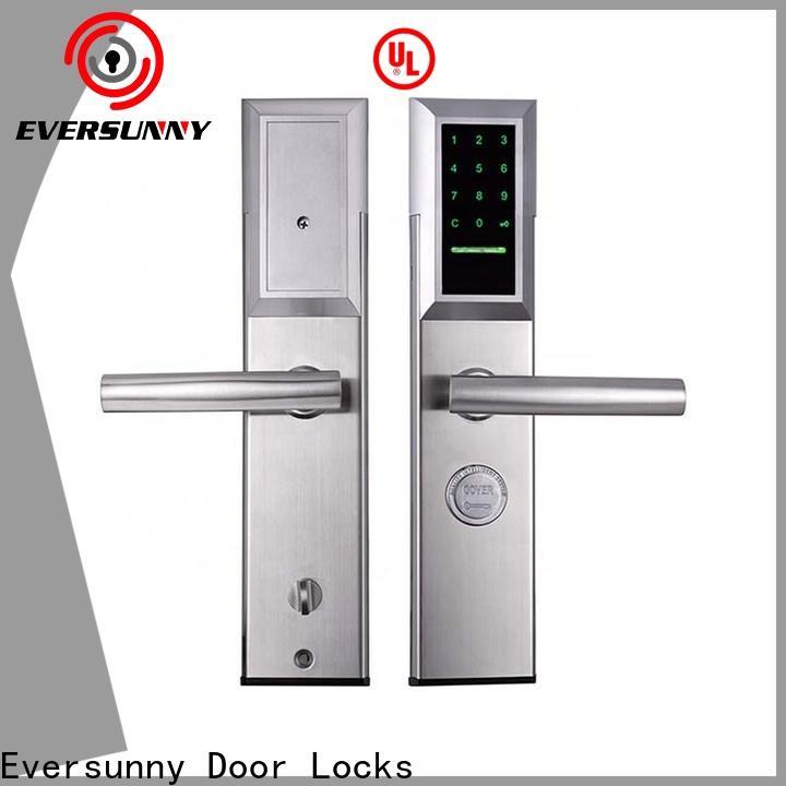 Eversunny multiple-digit front door lock with code smart for door