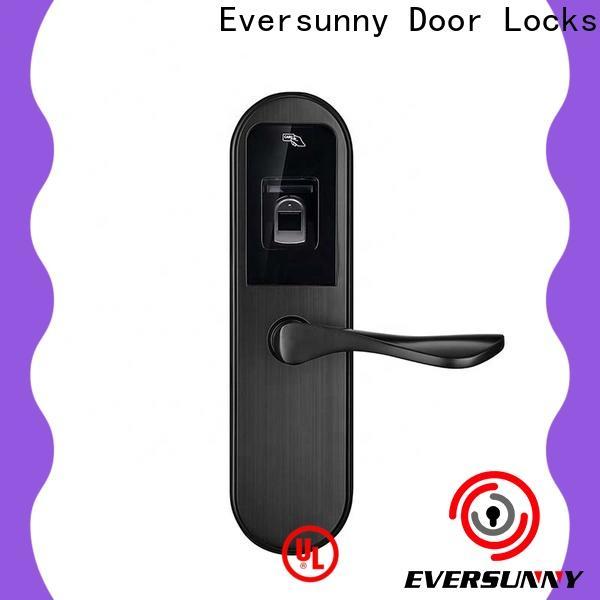 Eversunny smart security fingerprint lock interior rooms for interior rooms