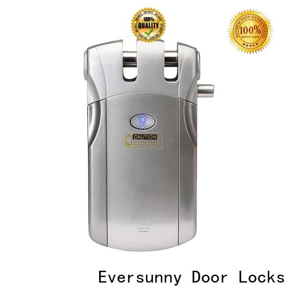 Eversunny remote control door locks for house energy-saving for villa
