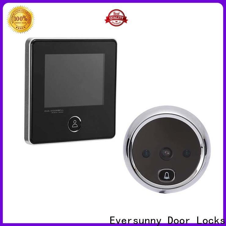 Eversunny electronic digital peephole viewer automatically for broken bridge