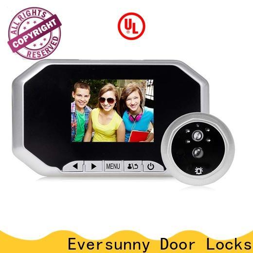 Eversunny lcd door viewer LCD for front door