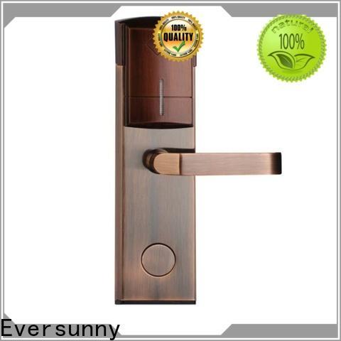 Eversunny reliable card door lock system international standard for door