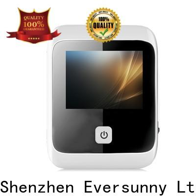 Eversunny security door viewer large wide-angle lens for villa