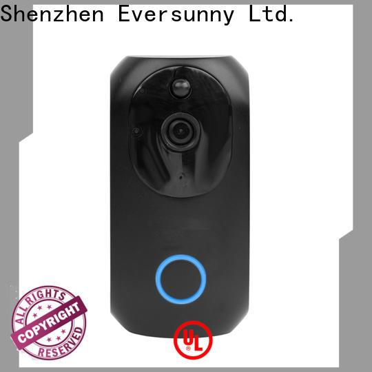 Eversunny wireless doorbell system hotel smart locks for hotel