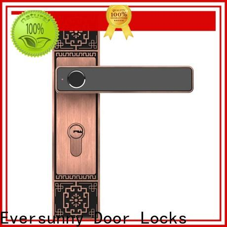 smart thumbprint lock interior rooms for office
