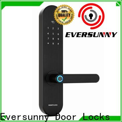 Eversunny safe keyless entry locks touch screen for residence