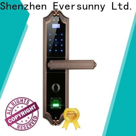 Eversunny keyless door lock for residence