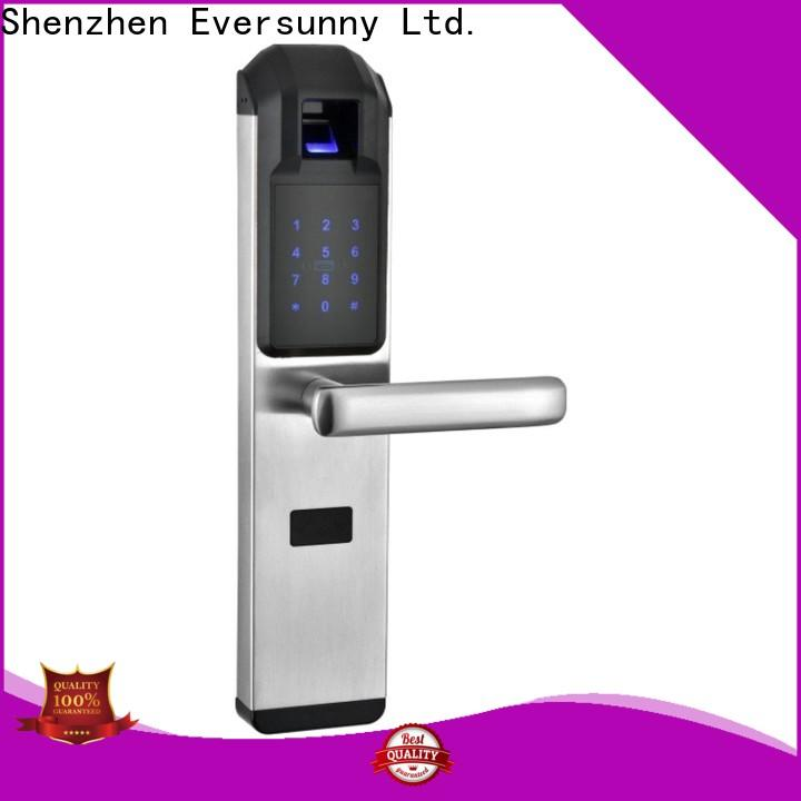 superior fingerprint entry system front door for apartment