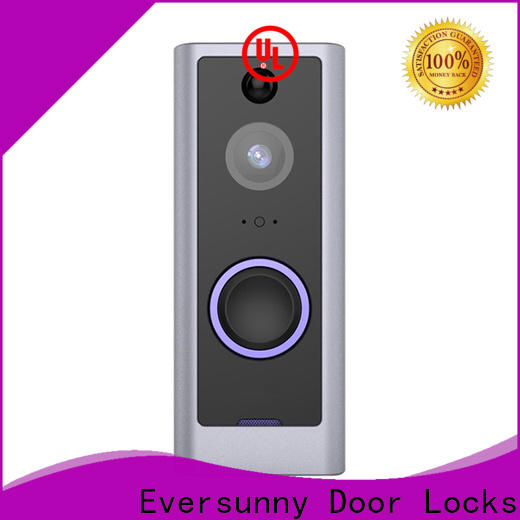 Eversunny Electronic best wifi doorbell energy-saving for apartment