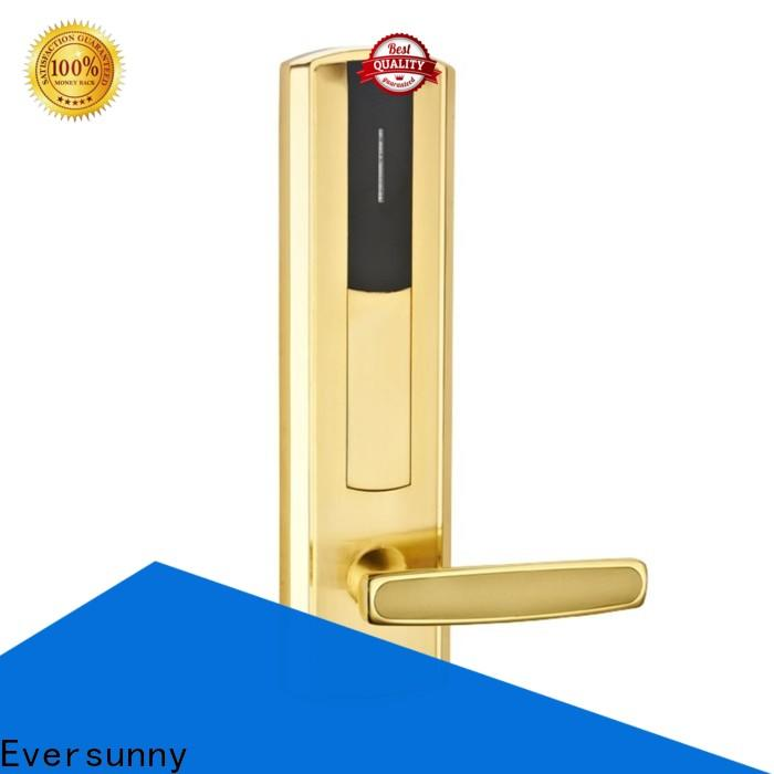 Eversunny convenient hotel key card encoder international standard for door