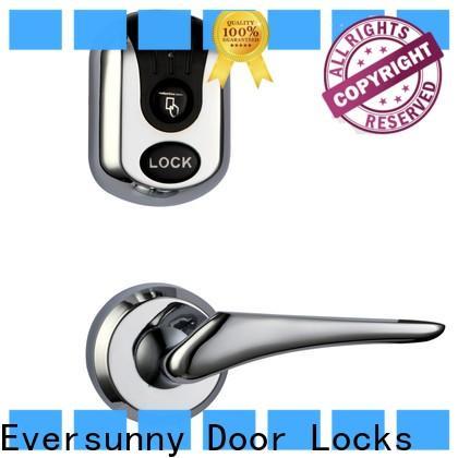 Eversunny practical swipe card door lock hotel smart locks for door