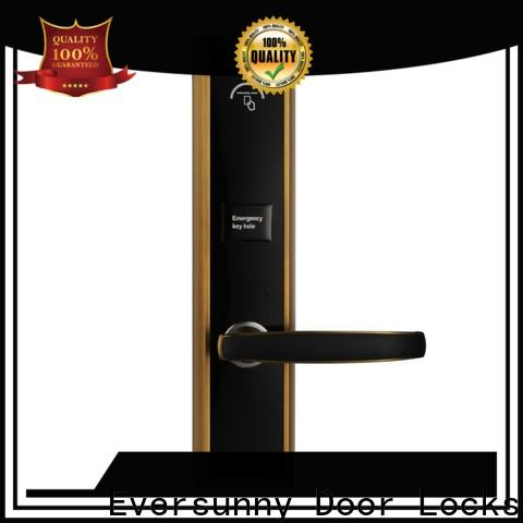 Eversunny electronic door locks with card reader energy-saving for door