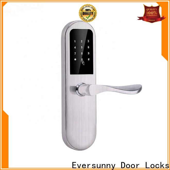 Eversunny front code locks for external doors entry home for office