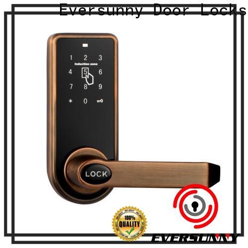 Eversunny electronic code locks for external doors smart for door