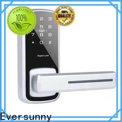 Eversunny front gate lock with code entry home for office