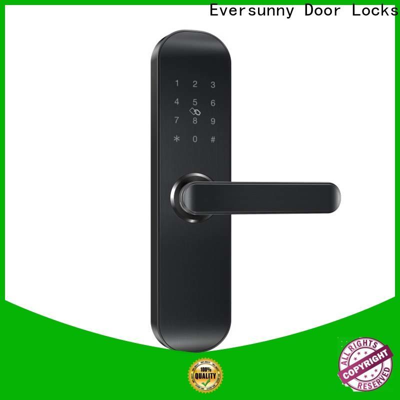 Eversunny pin code door lock energy-saving for office